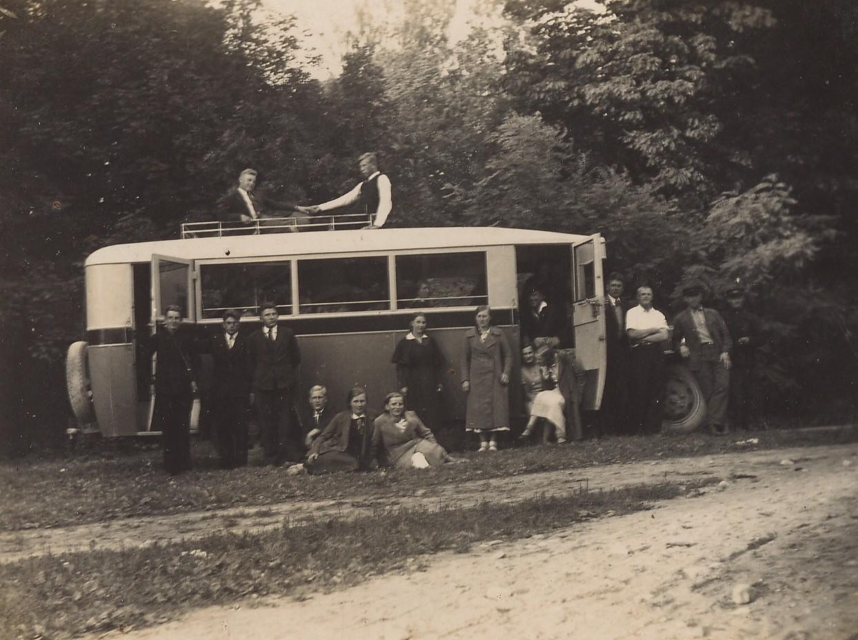 Autobusas