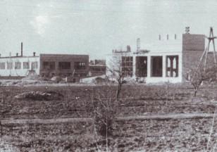 MSV garažas apie 1970