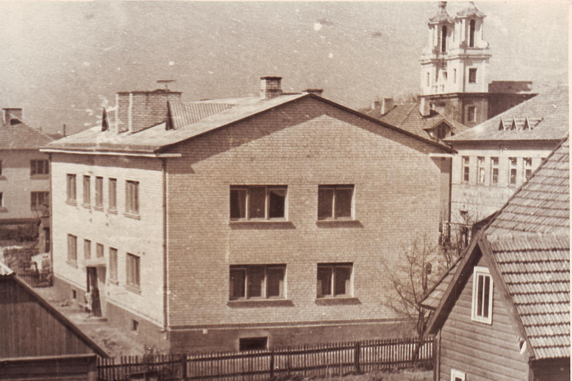Apie 1962 J.Bukausko nuotrauka
