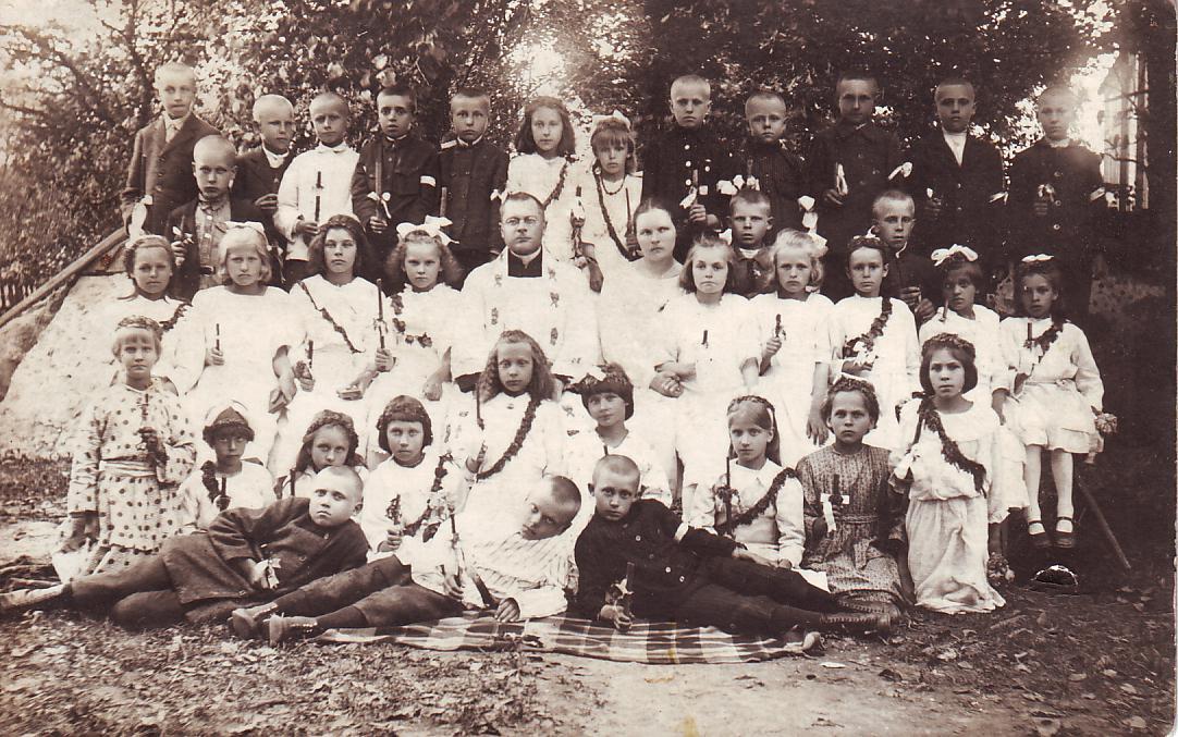 1 komunija 1930