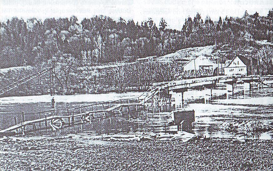 Pesciuju tiltas