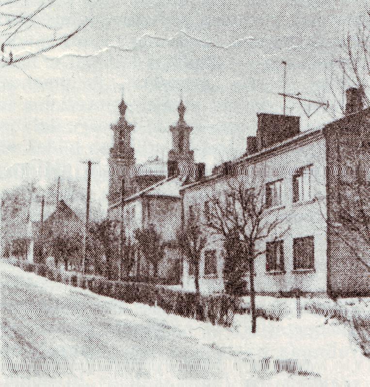 Taurupio gatve 1973