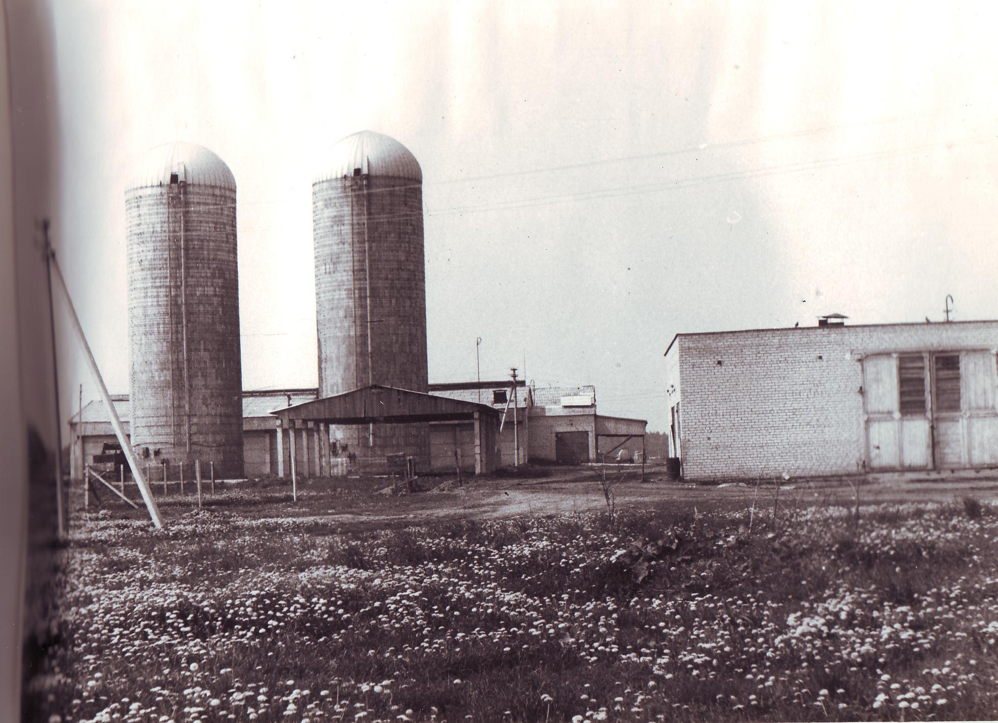 5 Negirva Karviu auginimo kompleksas 1985 m bus irenta melzeju apmokymo klase kurioje mokysis AVM mokiniai 80